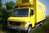 Transport lokalny Transport 10 europalet - 3, 5 tony na terenie kraju...