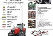 części nowe i używane traktor, ciągnik rolniczy 6