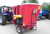 Metal Tech WP-6 wóz paszowy