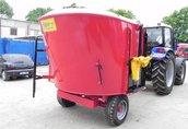 Metal Tech WP-6 wóz paszowy 2
