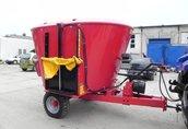 Metal Tech WP-6 wóz paszowy 3