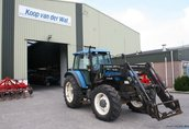 NEW HOLLAND 8260 Dual Command 1997 traktor, ciągnik rolniczy 2