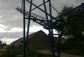 Zgarniacz Obornika, Wyciąg