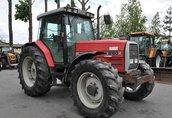 MASSEY FERGUSON 6160 1995 traktor, ciągnik rolniczy