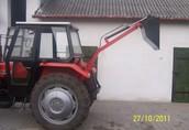Pozostałe maszyny do ciągnika ładowacz obornika zaczepiany na tył traktora...