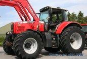 MASSEY FERGUSON 6490 2005 traktor, ciągnik rolniczy