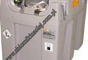 Zbiornik na olej napędowy DT MOBIL EASY 200l, przewoźne maszyna rolnicza 3