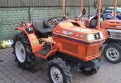 Używane japońskie mini ciągniki-traktory ogrodowe Warszawa 8