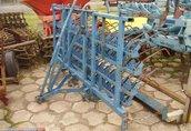 Maszyny i narzędzia Kultywator łąkowy Rabe Werk pracował z siewnikiem...
