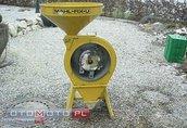 CRAMER Mahl-Fix-U śrutownik 1987 maszyna do pielęgnacji i okrywania