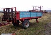 rozrzutnik obornika 1982 maszyna rolnicza