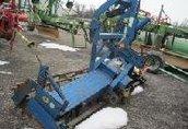 Maszyny i narzędzia szerokość robocza-3, 0m, dźwignia redlic, włókna...