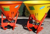 DEMAROL Rozsiewacz 500 litrów nowy 6 łopatkowy 2014 rozrzutnik