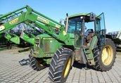 JOHN DEERE 6510 SE, rok 1999 traktor, ciągnik rolniczy