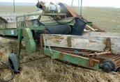 Maszyny i narzędzia Taśma bunkier 400 x 70