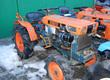 Pozostałe ciągniki KUBOTA B7000 Opony przód: 5