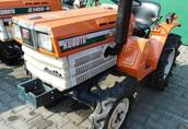 Używany miniciągnik KUBOTA B1402
