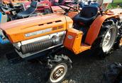Pozostałe ciągniki Mini ciągnik Kubota B1600 Dane techniczne...