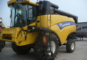 Kombajn zbożowy NEW HOLLAND CX5090