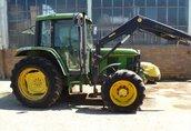 JOHN DEERE 6510, 6200, rok 1999 traktor, ciągnik rolniczy