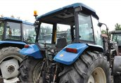 NEW HOLLAND NH TL90 + TUR MAILLEUX MX100 1999 traktor, ciągnik