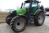 DEUTZ Agrotron 165 MK3, rok 2001 traktor, ciągnik rolniczy
