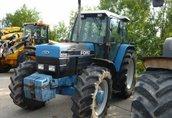 FORD 8340 SLE, rok 1994 traktor, ciągnik rolniczy