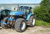 NEW HOLLAND 8870 A, rok 2002 traktor, ciągnik rolniczy