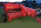 Prasa kostkująca Welger AP41 prasa rolnicza