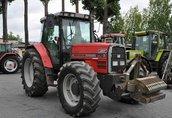 MASSEY FERGUSON 6170 1997 traktor, ciągnik rolniczy