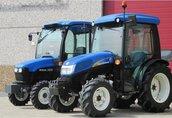 NEW HOLLAND T3040, rok 2012 traktor, ciągnik rolniczy