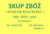 GEO-ECO II kupi zboża