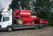 transport kombajnów rolniczych