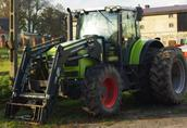 ciągnik CLAAS ARES 826 RZ