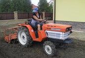 Używane mini traktory ciągniki sadownicze ogrodowe traktorki 5