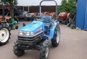 Używane mini traktory ciągniki sadownicze ogrodowe traktorki 7