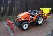 Używane mini traktory ciągniki sadownicze ogrodowe traktorki 8