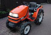 Używane mini traktory ciągniki sadownicze ogrodowe traktorki 11