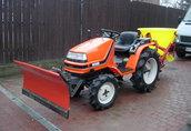 Yanmar FX 265 traktorek komunalny www.akant-ogrody.pl 3