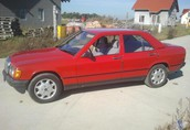 Kupie Mercedesa 190 kupie Mercedes 124 oraz inne Samochody Kupie