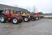 CASE 845 XL 1989 traktor, ciągnik rolniczy