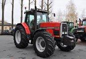 MASSEY FERGUSON 6190 1998 traktor, ciągnik rolniczy