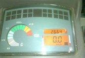 Maszyny i narzędzia Przebieg tylko 2664 mtg, komplet zaczepów, klimatyzacja...