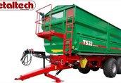 Maszyny i narzędzia przyczepa rolnicza metaltech typ ts przyczepy...