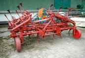 Maszyny i narzędzia KULTYWATOR FORTSCHRITT (sprężynowy), 4, 8m, hydraulicznie...