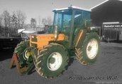 RENAULT 6814RS 1986 traktor, ciągnik rolniczy