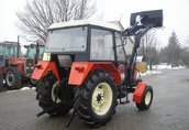 ZETOR 7211 + TUR 1986 traktor, ciągnik rolniczy 1