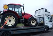 transport ciągników rolniczych
