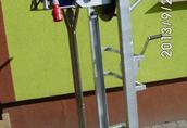 Mikser mieszadło podrusztowe elektryczne 7,5 kW 1
