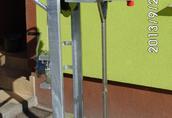 Mikser mieszadło podrusztowe elektryczne 7,5 kW 2